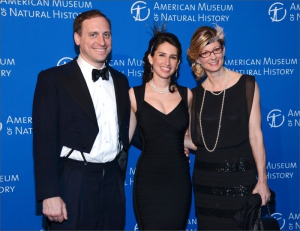 Sean, me, and close friend Heather Soufan at the American Museum of Natural History benefit in NYC, 2015