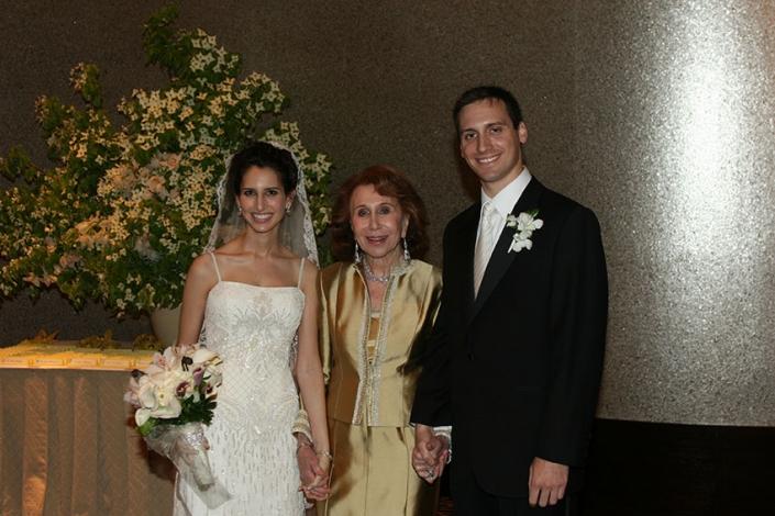 Me, Nanny, and Sean