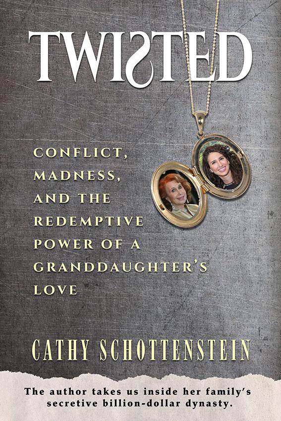 Twisted by Cathy Schottenstein