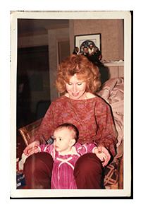 Cathy Schottenstein and Nanny