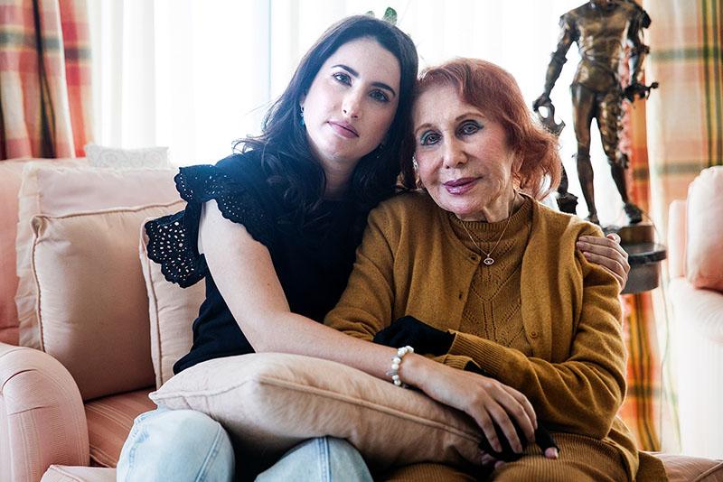Cathy and Beverley Schottenstein Pattap