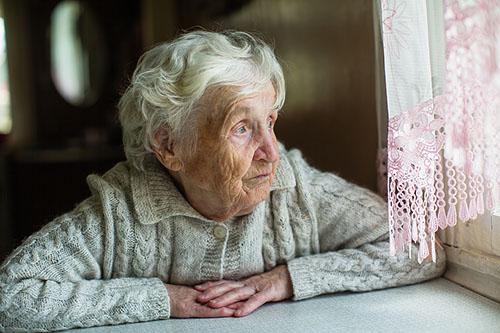 Elder Abuse Loneliness